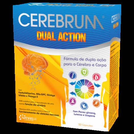 Cerebrum DUAL ACTION